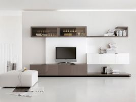 Bespoke TV and storage units for the contemporary  home - made to your specification... as individual as you.