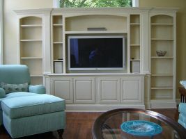 Customised painted furniture to accomodate your television/audio/media and display your favourite possessions. (We also specialise in the 'SONOS' wi fi system.)